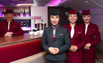 Qatar Airways Open Day For Cabin Crew - Hyderabad 2019