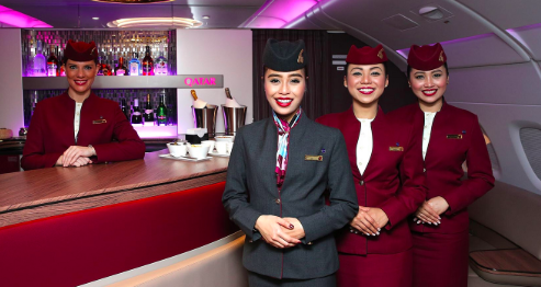 Qatar Airways Open Day For Cabin Crew - Hyderabad 2019