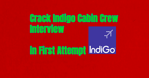 How To Get Selected in Indigo Cabin Crew In First Attempt First Interview