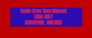 Qatar Airways Open Days For Cabin Crew in LIMA Apply Now
