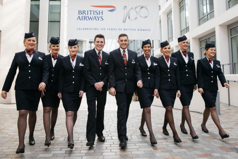British Airways Cabin Crew Recruitment - APPLY NOW