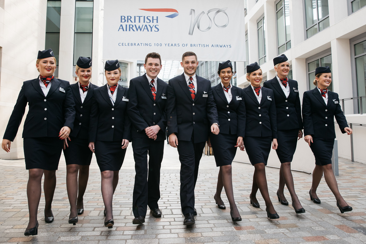 British Airways Cabin Crew Recruitment - APPLY NOW