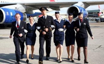 BRITISH AIRWAYS Cabin Crew Mixed Fleet Recruitment Check Eligibility & Apply
