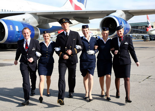 BRITISH AIRWAYS Cabin Crew Mixed Fleet Recruitment Check Eligibility & Apply