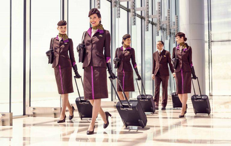 Etihad Airways Cabin Crew Recruitment [Worldwide] (Online Application) 2019