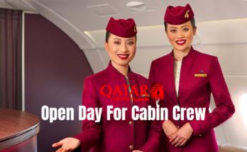 Qatar Airways Open Day In Jakarta - 8 December 2019 Apply Now