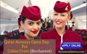 Qatar Airways Open Day For Cabin Crew in Bucharest - 8th December 2019 Apply Now