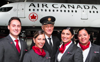 Air Canada Hiring for Flight Attendant (Bilingual) - Apply Online