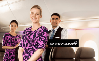 Cabin Crew Recruitment (Regional) - Air New Zealand Apply Now