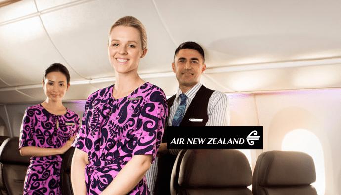 Cabin Crew Recruitment (Regional) - Air New Zealand Apply Now