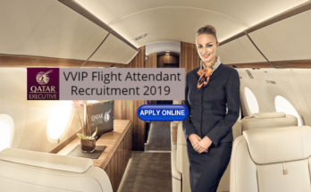 VVIP Cabin Attendant in Qatar Airways Check Eligibility & Apply