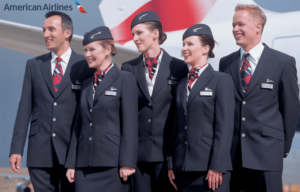 American Airlines Flight Attendant (Bilingual - Czech and English (Dec - 2019)