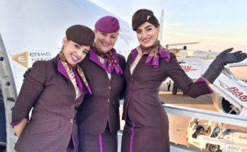 Etihad Airways Cabin Crew Assessment Days [ Australia ] - March 2020
