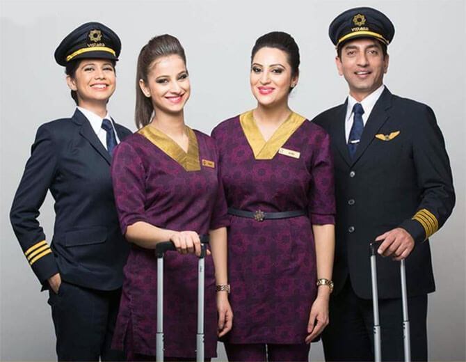 Vistara Air Cabin Crew Recruitment 2020 (Amritsar) Apply Soon