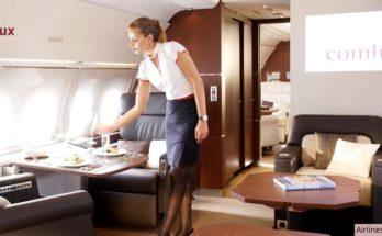 Comlux VIP A330 Cabin Attendant Recruitment (Asia Based) 2020