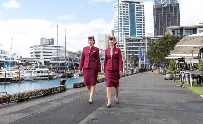 Qatar Airways Cabin Crew Recruitment - Bangkok [January 2020]