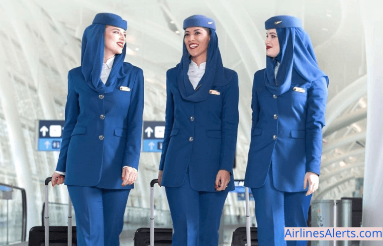 Saudia Airlines Cabin Attendant Recruitment (Saudi Female) - 2020