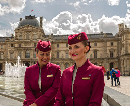 Qatar Airways Open Day For Cabin Crew - [ Singapore ] - Apply Now