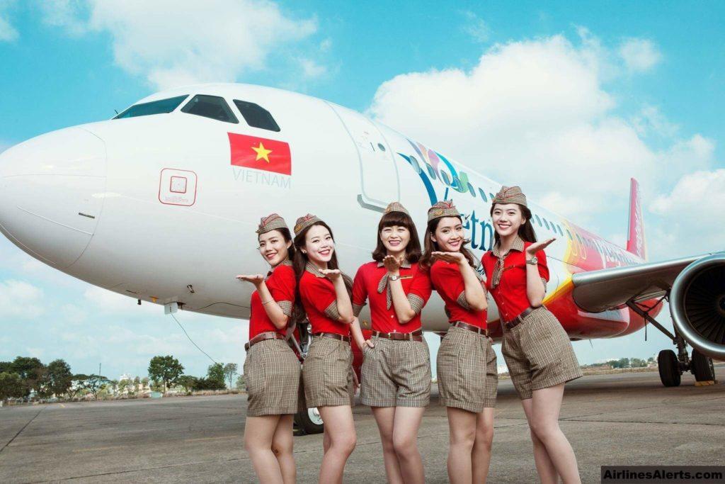 VietJet Air Cabin Crew Walk-in-Interview ( Vietnam ) February 2020