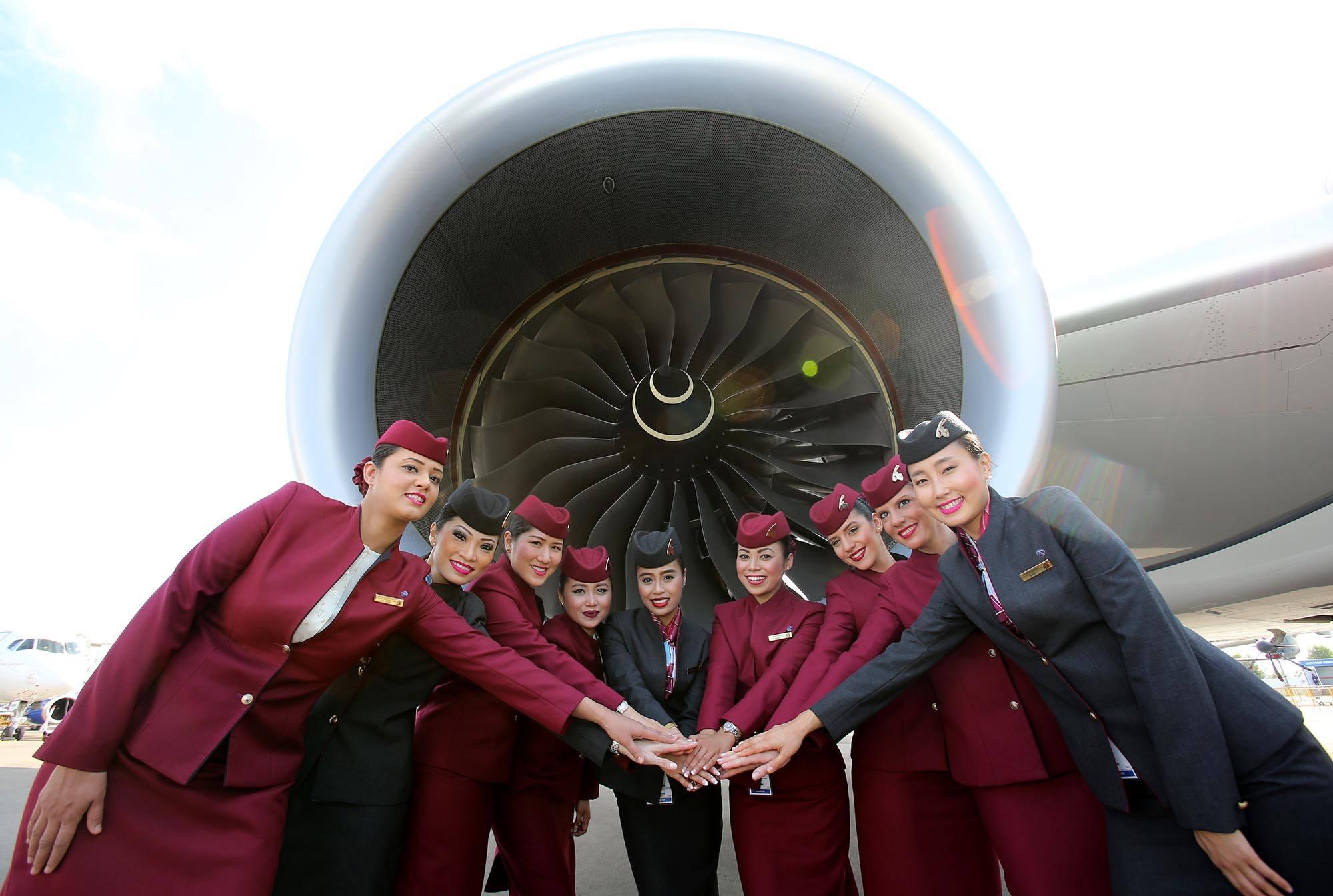 Qatar Airways Cabin Crew Recruitment - (London) [2020] - Apply Now