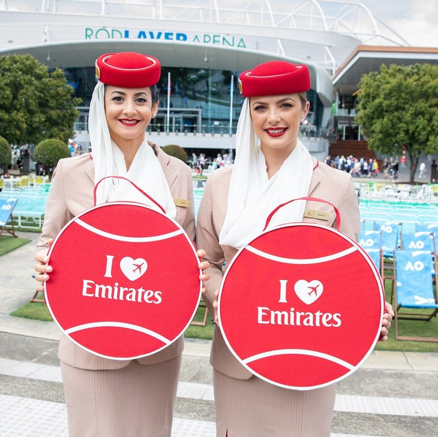 Emirates Open Day For Cabin Crew - Los Angeles (Feb 2020)