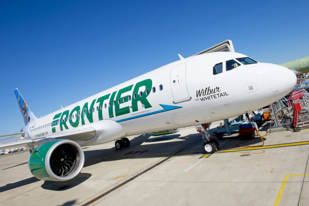 Frontier Airlines Hiring for Flight Attendant (USA) - APPLY online Now