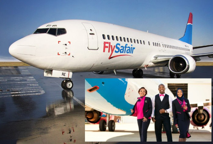 Flight Attendant Recruitment FlySafair - South Africa [ March 2020 ]