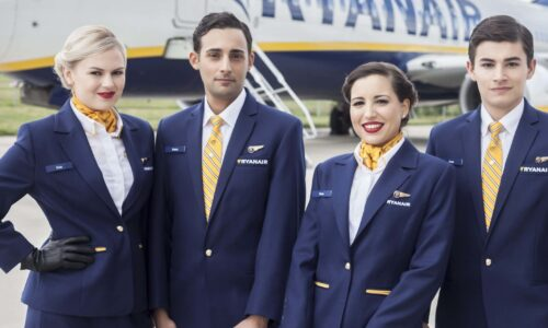 Flight Attendant Recruitment - Ryanair ( 22 February ) 2020 [ Apply Now ]