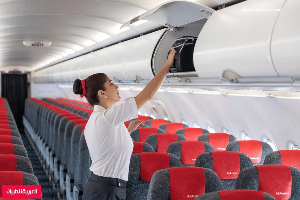 Air Arabia Female Cabin Crew Recruitment Assessment Day 2020 (Dubai)