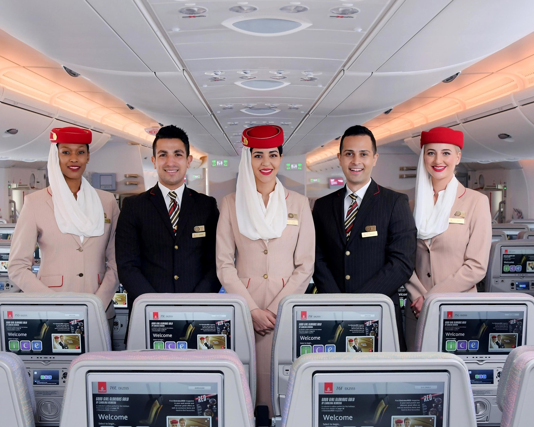 Emirates Cabin Crew Open Day [Australia] (March 2020) - Apply Now