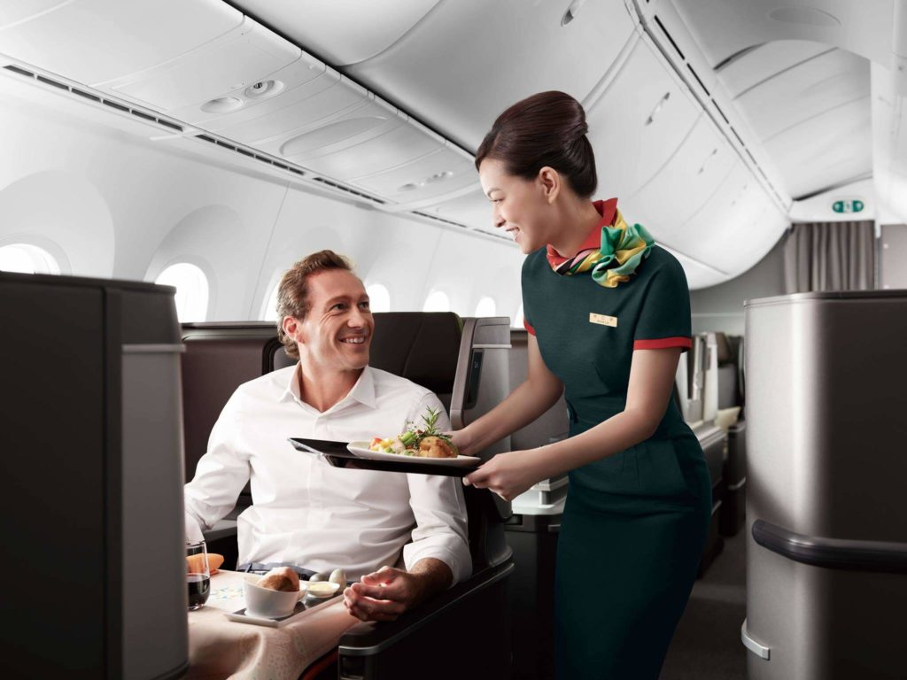 EVA Air Cabin Crew Recruitment (February 2020) -