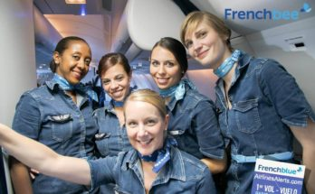 Flight Attendant Recruitment French Bee Airlines - France {Apply Now}