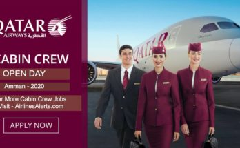 Qatar Airways Open Day in Amman For Cabin Crew - (March) Apply Now