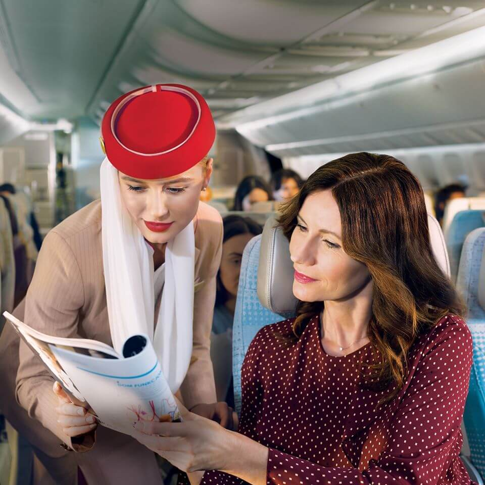 Emirates Open Day For Cabin Crew - LYON [March 2020] - Apply now