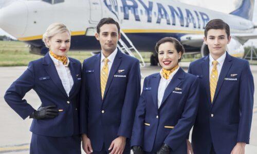 Ryanair Cabin Crew Recruitment Manchester - [March 2020]