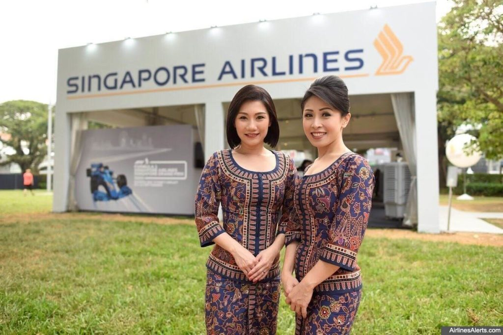 Singapore Airlines Cabin Crew Recruitment – MALAYSIA - Apply Soon