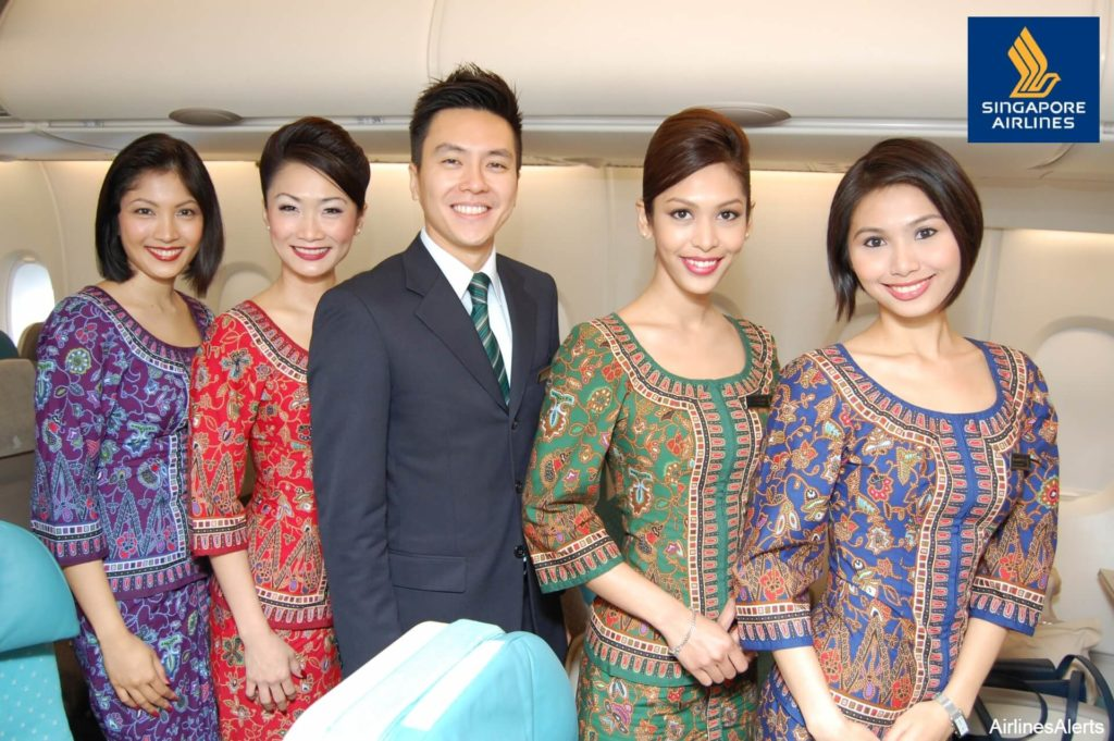 Flight Attendant Recruitment Singapore Airlines - Apply Now