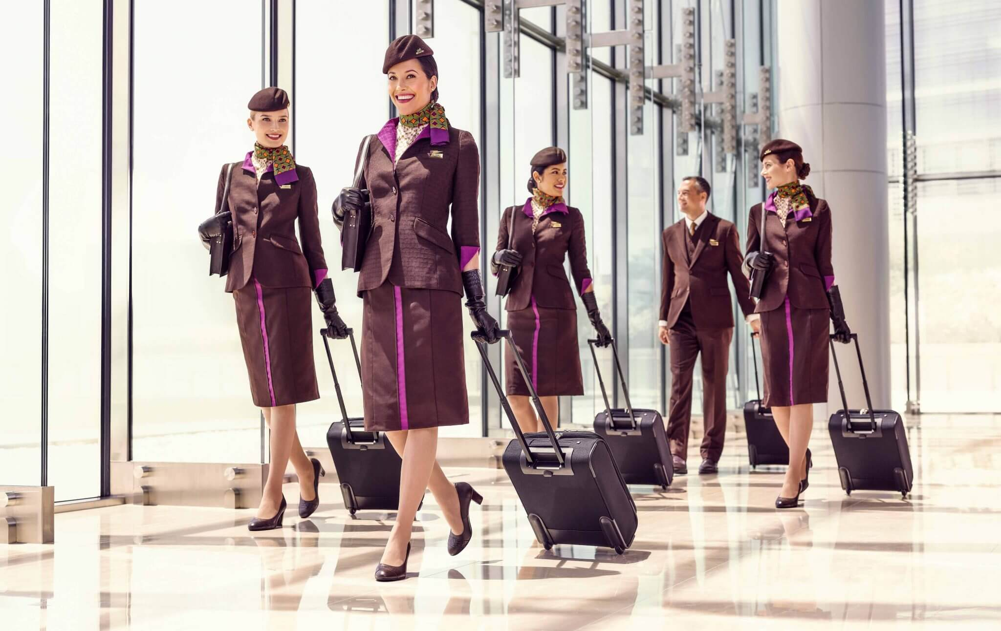 Etihad Cabin Crew Canada Recruitment (Montreal Centre) 2020