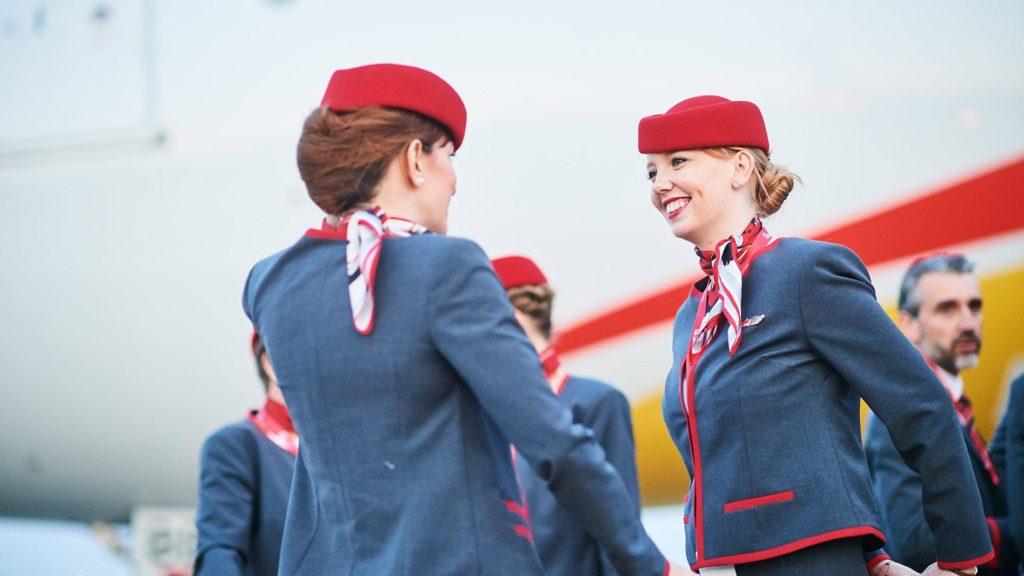 Flight Attendant Recruitment Air Belgium 2020