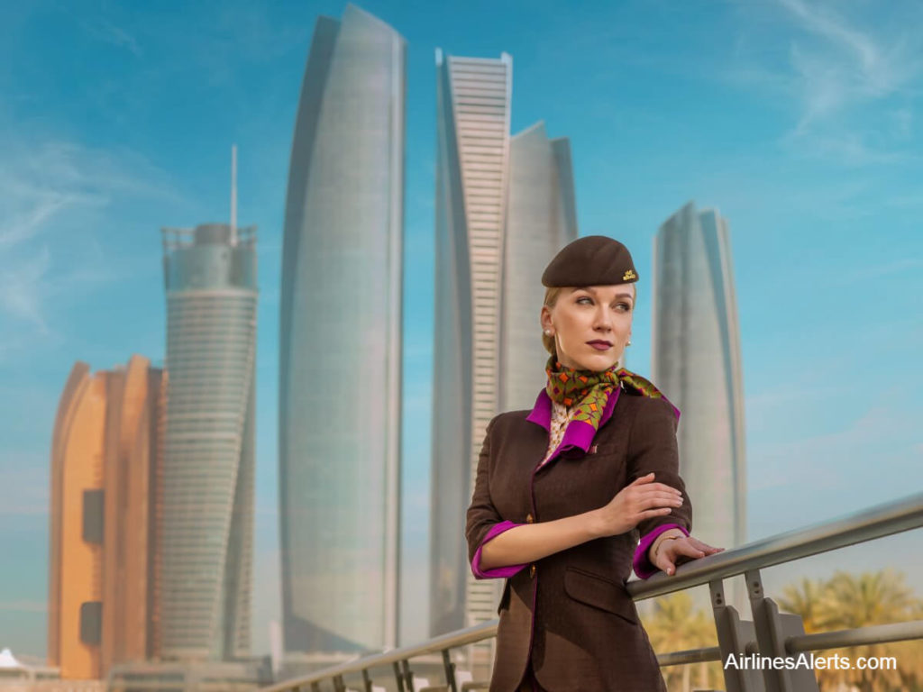 Etihad Cabin Crew Recruitment UAE 2020 (Hiring Now) - Apply