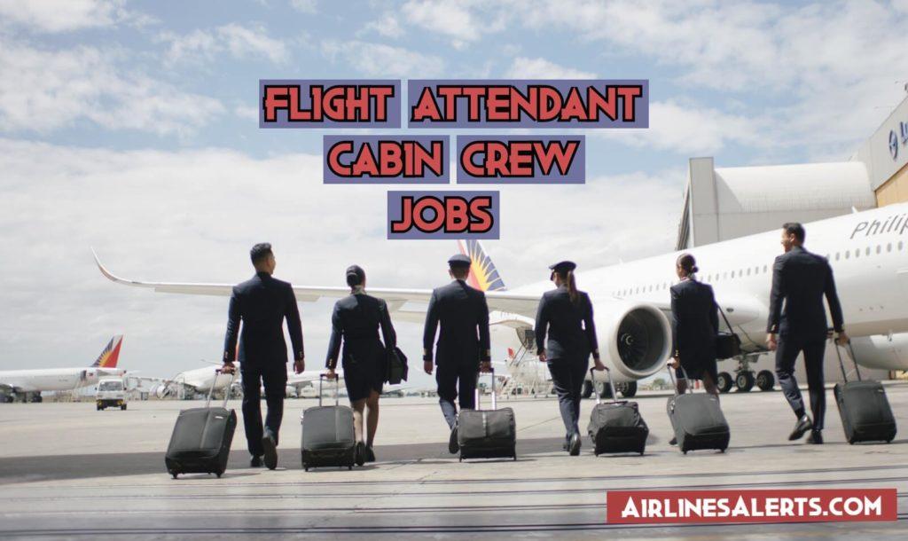 Flight Attendant Jobs , Latest Jobs For Flight Attendants