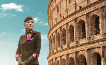 Etihad Airways Hiring for Cabin Crew ROME -Apply Online