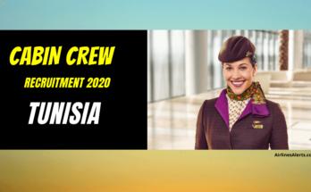 Etihad Cabin Crew Tunisia Recruitment 2020 - Apply Here