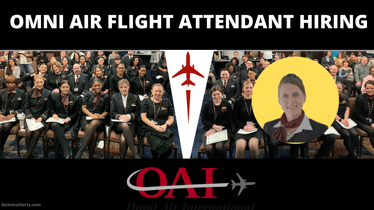Omni Air International Flight Attendant Recruitment Interview Session (Various Locations)
