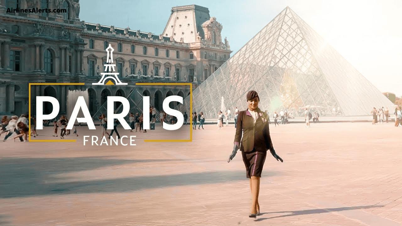 Cabin Crew Recruitment Paris (France) 2020 - ETIHAD Airways