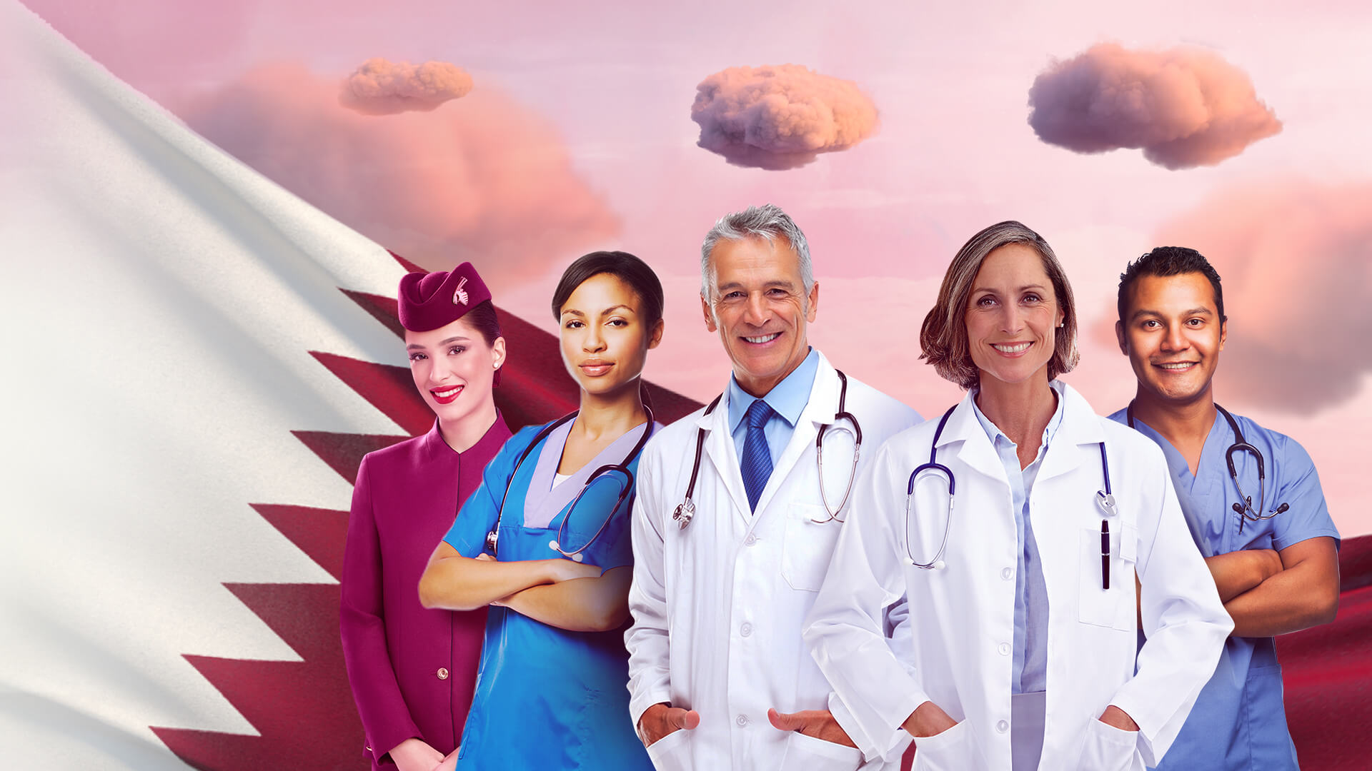 1,00,000 Free Tickets for Healthcare Workers From Qatar Airways