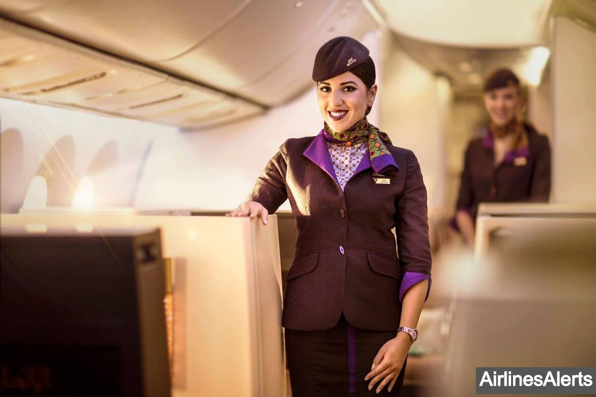 Cabin Crew Ukraine Recruitment ETIHAD Airways 2020 - Apply Online
