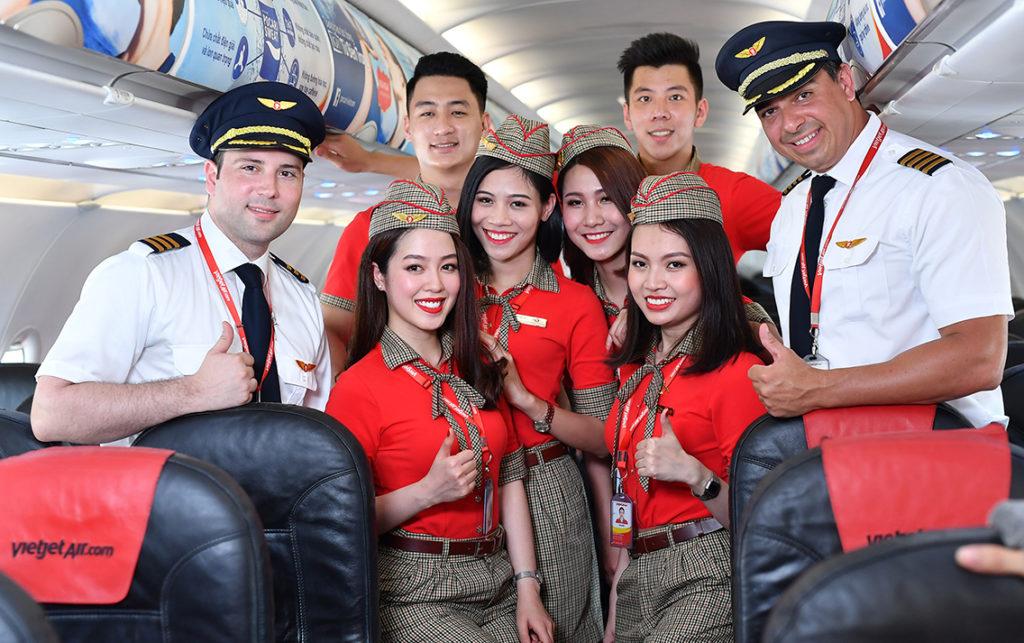 VietJet Air Cabin Crew Walk-In Interview [Vietnam] (June 2020) - Details