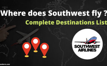 Where does Southwest fly ? Complete Destinations List