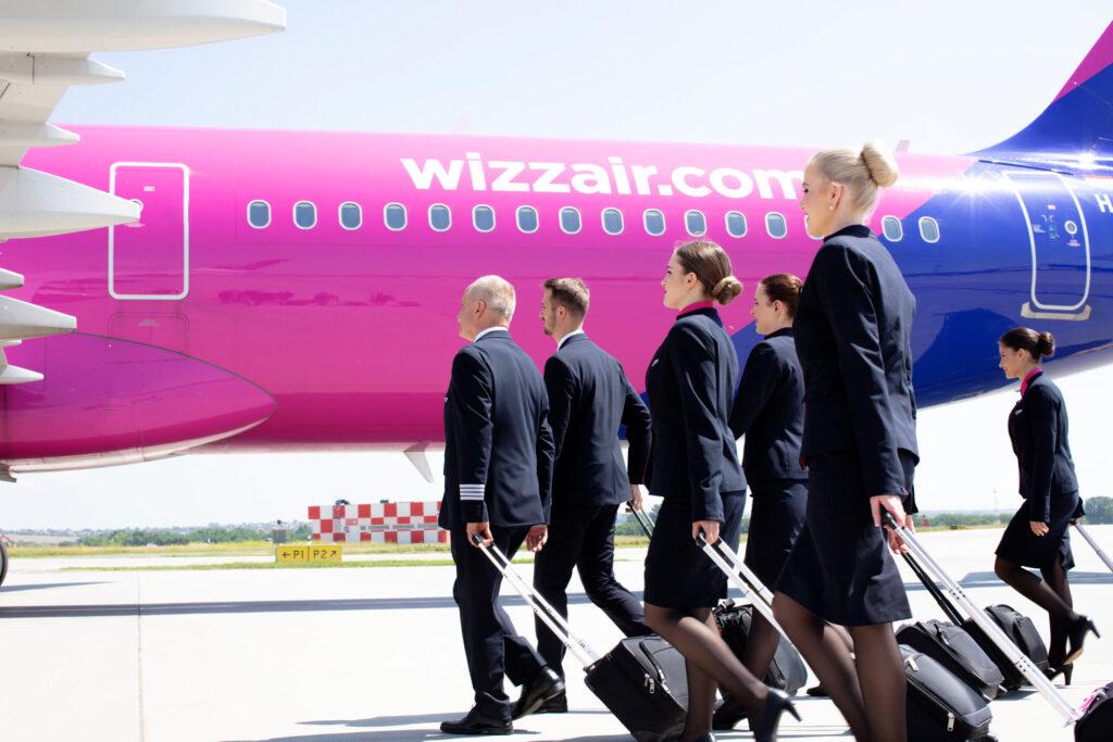 Wizz Air Cabin Crew UAE Hiring ( July ) Abu Dhabi